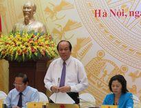 Thủ tướng Nguyễn Xuân Phúc: Quyết tâm xây dựng Chính phủ liêm chính, nói không với tham nhũng