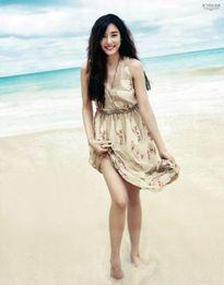 Tiffany (SNSD) đẹp từng centimet trong bộ ảnh mới