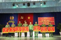 Bế mạc Hội thao Tổng cục Chính trị CAND khu vực phía Nam