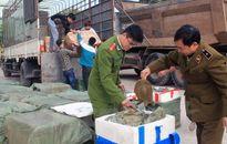 Cảnh sát môi trường Quảng Ninh tuyên chiến với thực phẩm lậu