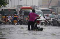 Đêm nay Hà Nội tiếp tục mưa lớn, có ngập lụt hay không?