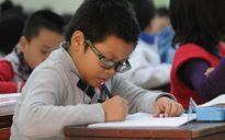 'Nhồi' chữ trước lớp 1: Giải tỏa áp lực của người lớn là chủ yếu?