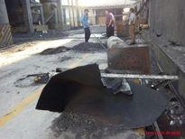 Kinh hoàng lò hơi nổ như tên lửa, xuyên thủng 3 tầng bê tông ở Phú Thọ