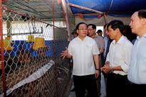 """Bí thư Thành ủy Hoàng Trung Hải: Tránh tình trạng """"vừa tăng ga đã hết điện, thiếu nước"""""""