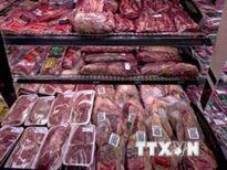 Tiềm ẩn nguy cơ từ thịt nhập khẩu