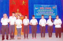 Quỹ học bổng mang tên liệt sĩ Nguyễn Việt Hùng