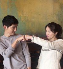 Song Hye Kyo – Song Joong Ki quyền lực nhất làng giải trí Hàn