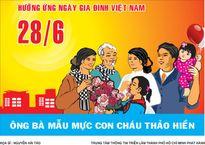 'Có một nơi là nhà'- Chuỗi sự kiện tôn vinh Ngày gia đình Việt Nam
