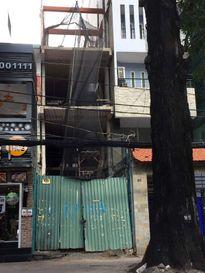 Sao không cưỡng chế công trình sai phép tại 59 Võ Văn Tần?
