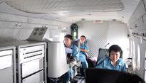 Máy bay CASA mất liên lạc khi tìm kiếm phi công Su-30