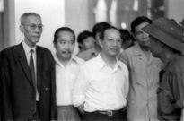 Cuộc gặp bất ngờ tại Dinh Độc Lập của 2 phóng viên là anh em họ