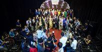Dàn sao Việt tấp nập đến chúc mừng ngày nhà báo