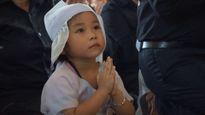 Nữ doanh nhân muốn nhận đỡ đầu cho con gái của phi công Trần Quang Khải