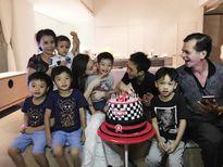 Hà Hồ và Cường Đô la bất ngờ tái hợp vì con trai