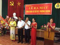 NLĐ Hợp tác xã Phương Nhung, huyện Than Uyên (tỉnh Lai Châu) đã có người đại diện