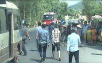 Xe đưa đón công nhân bị chặn vì nhà trọ ế: Công an vào cuộc