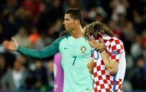 Modric khóc như mưa, Ronaldo dùng bờ vai an ủi