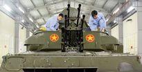 Liên tiếp đào tạo chuyển loại pháo tự hành ZSU-23-4M