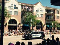 Lễ hội ủng hộ người đồng tính ở Minnesota- Mỹ