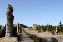 Tham quan lăng mộ bà hoàng duy nhất trong lịch sử Trung Quốc