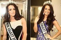 Ngắm tân Hoa hậu Anh Deone Robertson