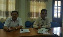 Nghi vấn thông thầu: Giám đốc Ban Quản lý khu các làng dân tộc'ôm' giấy tờ của phóng viên về Hà Nội