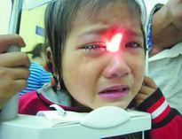 Cẩn trọng với dịch đau mắt đỏ