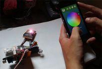Những sản phẩm IoT được tạo ra từ căn phòng 10m2 ở Hà Nội