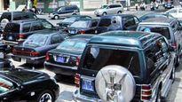 Phó chủ tịch UBND tỉnh không được cấp xe riêng