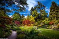 Những khu vườn đẹp như truyện thần tiên trên thế giới