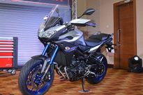 Cận cảnh Yamaha MT-09 Tracer 2016 giá hơn 300 triệu đồng