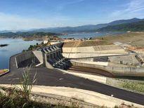Công trình hồ chứa nước Tả Trạch hoạt động hiệu quả