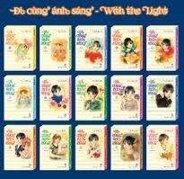 Ra mắt trọn bộ truyện tranh về trẻ tự kỷ 'Đi cùng ánh sáng'