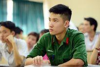 Thông tin tuyển sinh các trường quân đội năm 2016