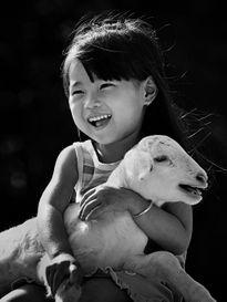 Những bức ảnh say lòng về… nụ cười