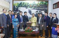 Thúc đẩy quan hệ đặc biệt, hữu nghị truyền thống thanh niên Việt-Lào