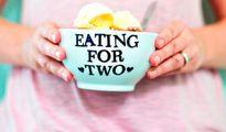 Dấu hiệu giảm cân trong 3 tháng đầu của bà bầu có nguy hiểm?