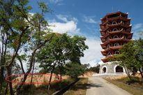 Hà Tĩnh: Thi công trước, lập Hội đồng đền bù sau, Dự án Đền thờ Ngã ba Đồng Lộc chậm tiến độ.