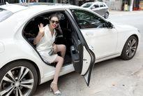 Trà Ngọc Hằng diện 'cây' hiệu Dior giá hàng trăm triệu dự sự kiện
