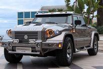 Dartz Kombat Prombron - siêu xe chống đạn giá triệu đô