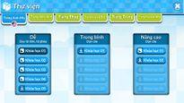 Những ứng dụng học ngoại ngữ hàng đầu cho bé