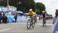 Tay đua Hàn Quốc giành chiến thắng chặng 3