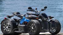 Xe máy điện 4 bánh E-Wazuma 'kéo' khỏe hơn Porsche Boxster S