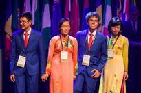 71 đoàn tham dự Olympic Sinh học quốc tế lần thứ 27 tại Việt Nam