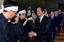 Tổ chức trọng thể lễ tang đồng chí Nguyễn Ngọc Trìu