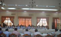 Đoàn công tác Bộ GTVT làm việc tại tỉnh Kon Tum