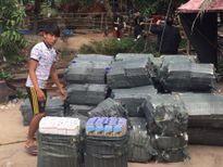 Phá đường dây vận chuyển 90.000 gói thuốc lá lậu từ Campuchia về VN