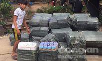 Xóa sổ đường dây vận chuyển thuốc lá lậu 'khủng' ở Tây Ninh