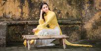 Vẻ đẹp mong manh của Hoa hậu Biển Thùy Trang