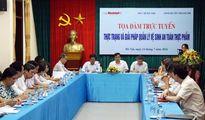 Hà Nội họp 3 lần/tuần tháo gỡ khó khăn ATTP